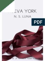 1 Fuego y Pasión -Nueva York - N. S. Luna
