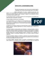 Microbilogia exposition