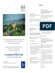 Invitation Conférence - Les Rencontres de l'USEK en France
