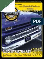 Chevrolet Chevy Truck 1960-1966