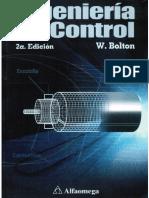 Ingeniería de Control - Bolton