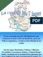 Argentina - La ruta de los siete lagos