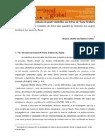 Marcos Aurélio Dos Santos Vertelo _ 1 - Fé e Devoção Nas Terras de Nossa Senhora Da Ajuda