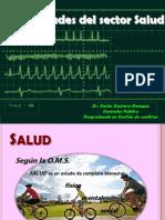 PRESENTACIÓN Sistema de Salud en La Argentina POWER 2010