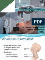 Clase de Intubacion