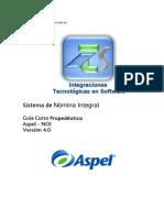 Manual del NOI 4.0