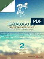 Catálogo Productos Artesanales T2 Web