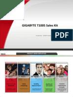 T1005 Sales Kit