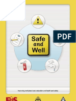 Safe and Well Workbook