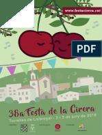 38a Festa de La Cirera 2018
