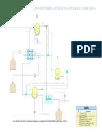 Diagrama de Tuberias e Instrumentos Reactores en Serie Listo