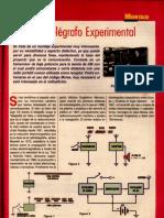 Radio Telegrafo simple