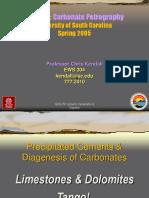 Carbonate Diagenesis