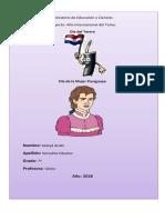 Trabajo del terere y mujer paraguay.docx