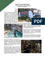 Winter CrocFest 2017 at St. Augustine Alligator Farm - Final Report
