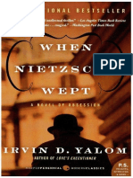 Irvin D. Yalom - When Nietzsche Wept- A Novel of Obsession.pdf