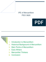 IPE of Mercantilism.ppt