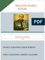Maximiliano Maria Kolbe
