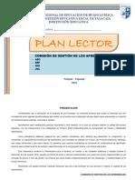 Esquema Sugerido de Plan de Lector 2018