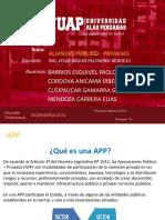 App, Invierteperu,Obraporimpuesto