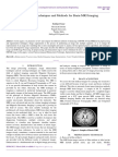 Enhancement Techniques and Methods for Brain MRI Imaging