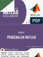 33187 Pelatihan Matlab(2)
