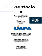TAREA IV ESPAÑOL II.doc