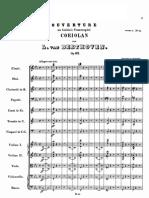 Beethoven Op.62 Coriolan