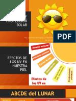 4. Protección Solar