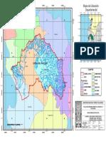 Mapa de Ubicacion Politica Piura