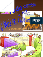 2013 CUARESMA Creer en El Amor Vivir La CARIDAD