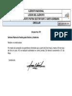 079 Circular No Asistencia Cursos en La Tarde.