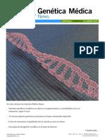 Genetica Medica News