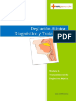 Modulo v. Tratamiento de La Deglucion Atipica
