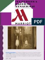 Cadena Hotelera Marriot