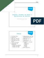 01-Excel Ingreso y Formato de Datos