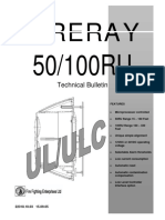 Manual Fireray 50 100 Ru