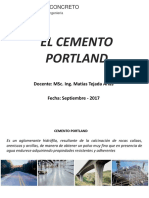 Tema 05. El Cemento Prortland -2