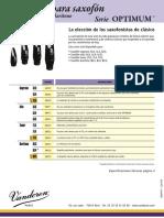 Becs de saxophone OPTIMUM ES.pdf