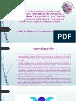 Proyecto de experiencia profesional  denominado.pptx