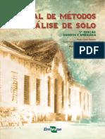 2017. Embrapa. Manual de métodos de análise de solo.pdf
