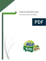 Green Amazing Race Proposal