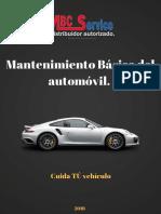 Mantenimiento Basico Del Automovil.
