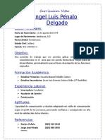 Ángel Luis Pénalo Delgado