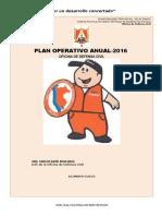 Fundamentacion Presupuesto 2018-Defensa Civil