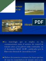 7.- Fraseologia Aero