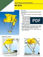 Fanuc M-2iA Brochure