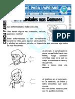 Ficha de Enfermedades Comunes