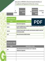 Formatos de Objetivos Reglamento Sexto