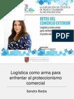 Juan Rulfo Retos Del Comercio Exterior Sandra Barba